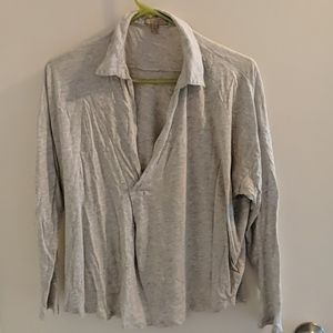 Anthropologie casual shirt